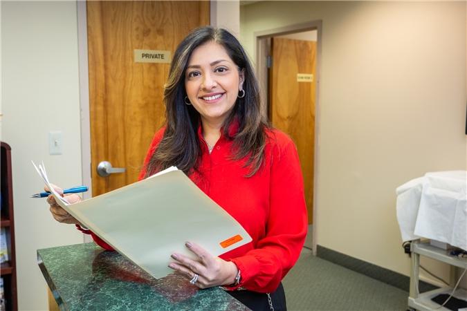 Dr. Anju Budhwani